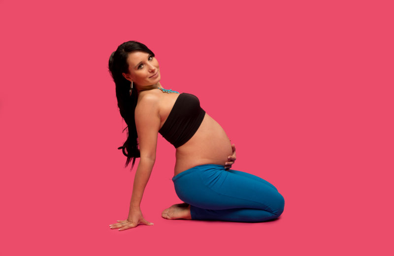 Fit Yoga Mom-to-be: Breathing techniques for Less Painful Delivery
