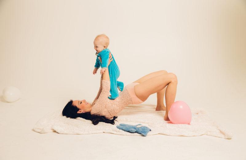 Yoga Mom & Baby