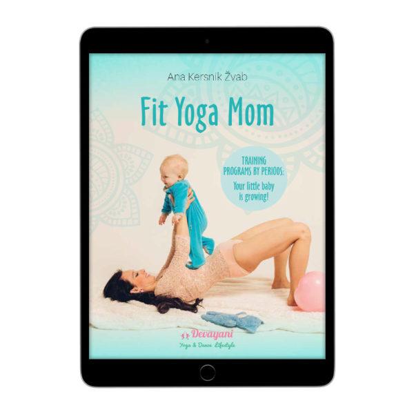 Fit Yoga Mom