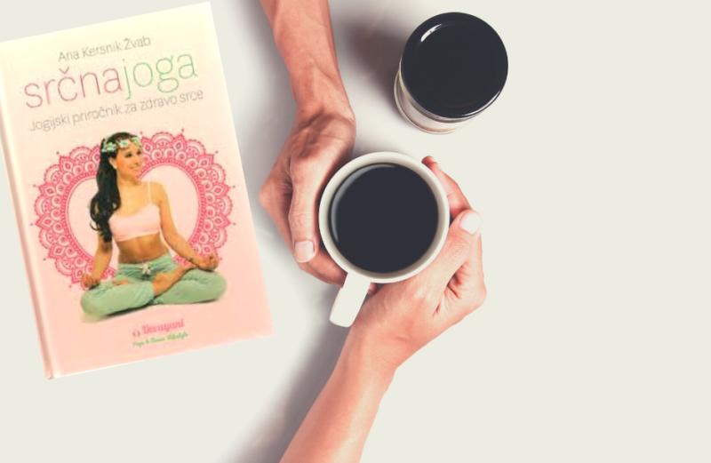 Srčna akcija – Kupi knjigo Srčna joga in pomagaj