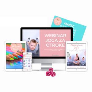 Webinar Joga za otroke