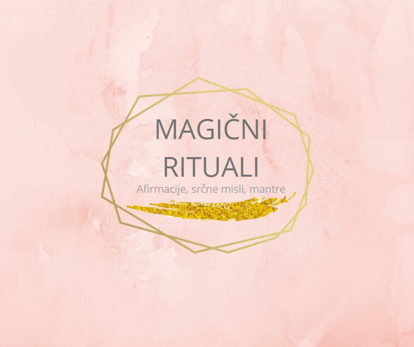 Magični rituali