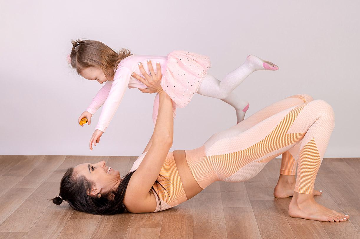 Magična joga za otroke