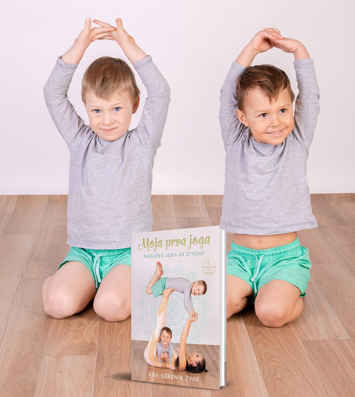 Magični joga za otroke