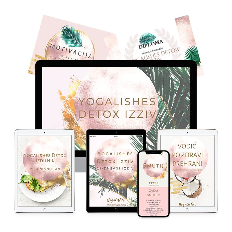 Yogalishes Detox izziv